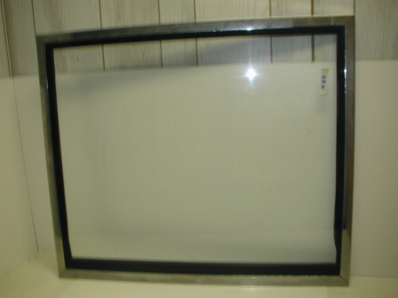 Rock-Ola 488 Top Lid Glass and Frame (Item #76) $79.99