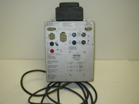 Rock Ola Power Supply (OEM Part #G6060A) (Item #58)  (Unkown Operational Condition) $26.99